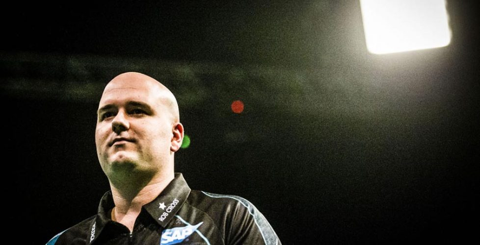 Rob Cross 2018 World Darts Champion_